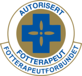 Fotterapeutforbundet-logo